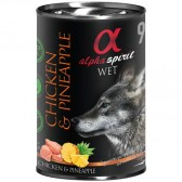 Alpha Spirit frango & abacaxi