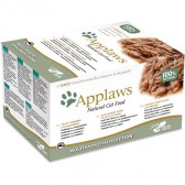 Applaws gato multipack saboroso peixe