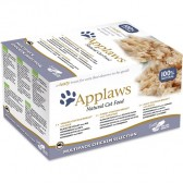 Applaws gato multipack deliciosos frango