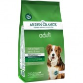 Pienso para perros Arden Grange Adult Lamb & Rice