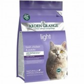 Pienso gatos Arden Grange Adult Light Gato