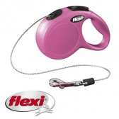 Flexi new classic cord pink