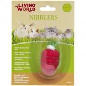 LW Nibblers morango