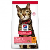 Pienso gatos Hills Gato Light Pollo