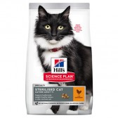 Pienso gatos Hills Gato Senior Sterilized