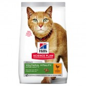 Pienso gatos Hills Gato Youthful Vitality 7+