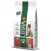 Pienso gatos Libra Adult Cat Buey