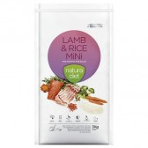 Pienso para perros Natura Diet Lamb & Rice Mini