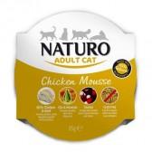 Naturo cat mousse pollo