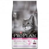 Pienso gatos Pro Plan Delicate Pavo