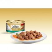 Gourmet Gold Bocaditos Salmón & Pollo