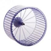 Roda de hamster plástico