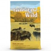 Pienso para perros Taste of the Wild High Prairie