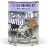 Pienso para perros Taste of the Wild Sierra Mountain Húmedo