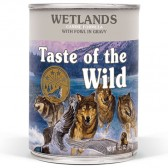 Pienso para perros Taste of the Wild Wetlands Húmedo