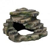 Pedra de canto com caverna Trixie