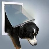 Porta para cães 2 posição H-XL Trixie