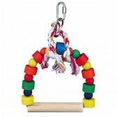 Trixie balanço arco multicolorido