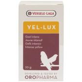 Pigmentação amarela yel-lux