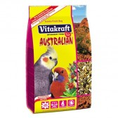 vitakraft australianos papagaios