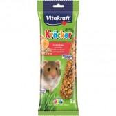Vitakraft bares hamster frutas