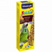 Vitakraft bares papagaios africano mel