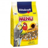 vitakraft menu cotorras