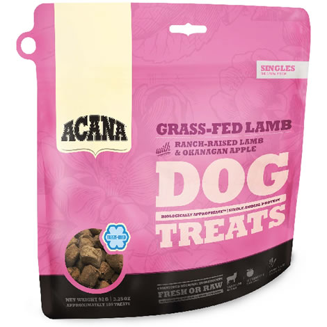 Acana Treats grass-fed lamb