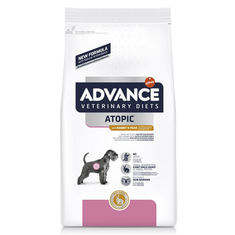 Advance Atopic Rabbit - Sem Grãos