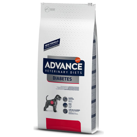 Pienso para perros Advance Diabetes Colitis